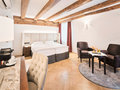 Superior Room with bed and seating area | Hotel Altstadt in Salzburg