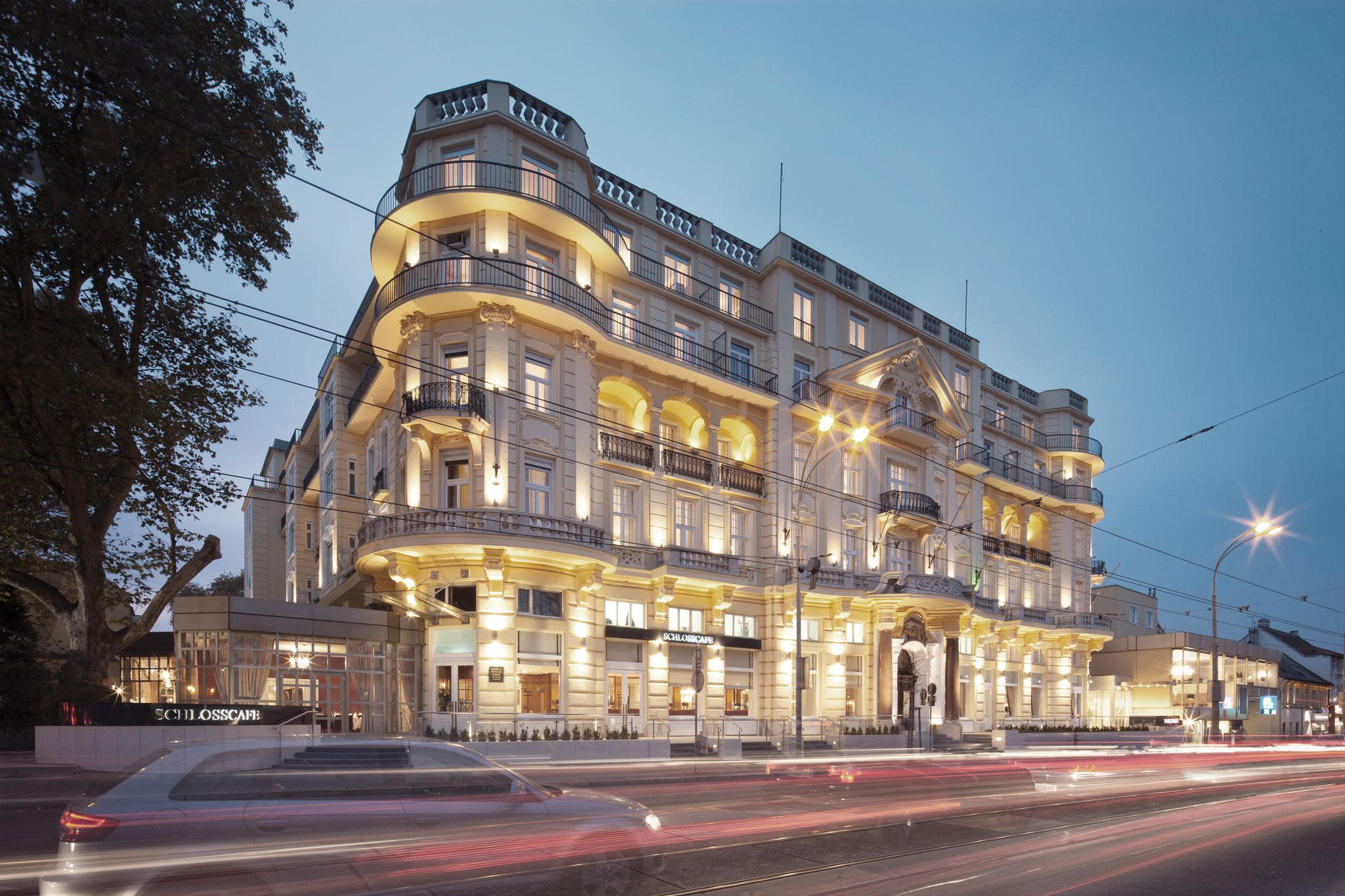 Parkhotel Schonbrunn 4 Star Hotel In Vienna Austria Trend Hotels