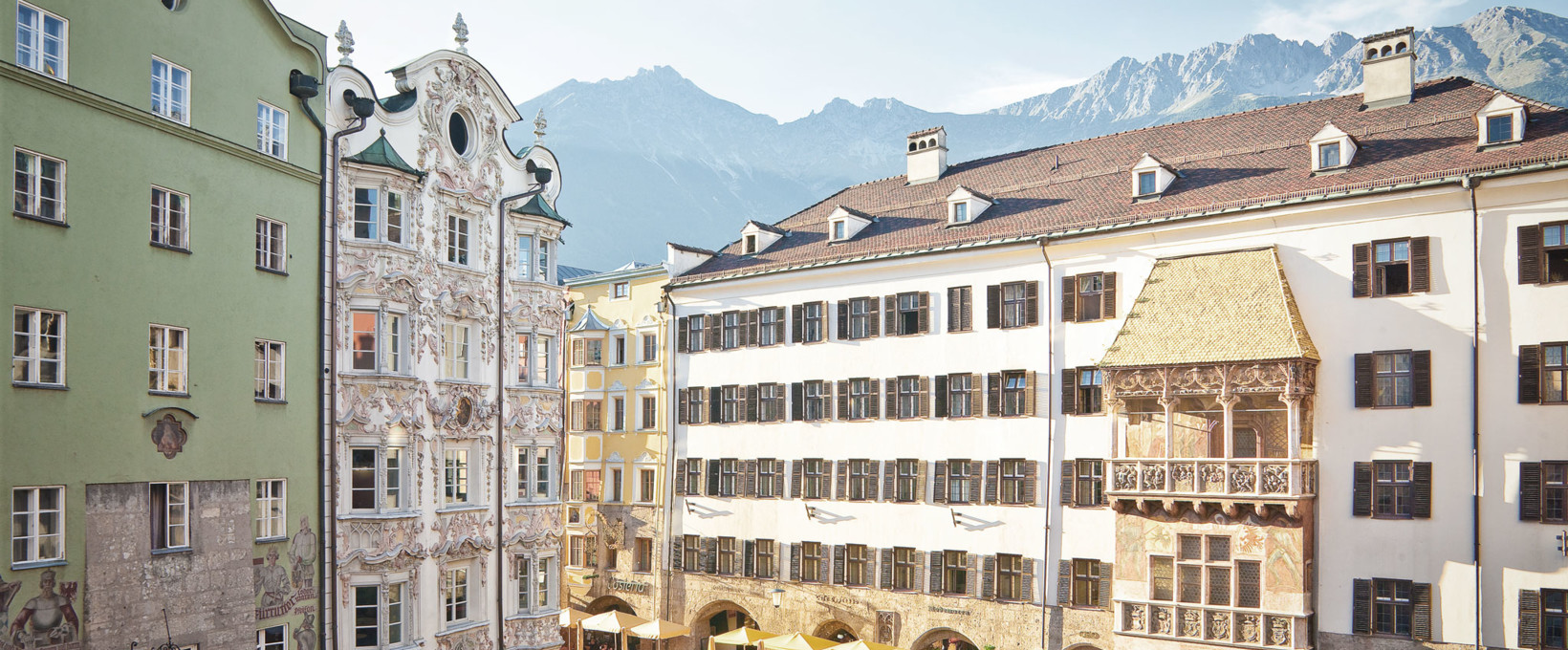 Old town with golden roof | Innsbruck | © 2010 | TVB Innsbruck