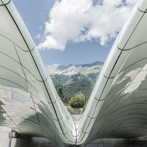 Hungerburgbahn Architektur Station | Innsbruck