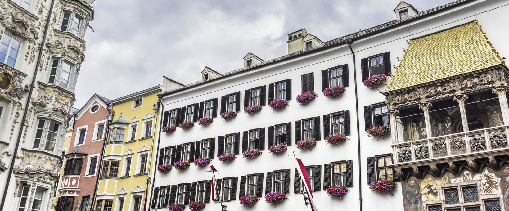 Golden roof in old town | Innsbruck