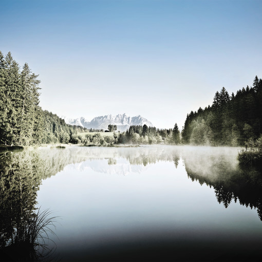 Lake | Kitzbühel | © Kitzbühel Tourismus | Media Lounge