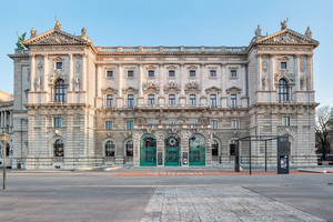 Weltmuseum Kunsthistorisches Museum exterior view | Vienna | © KHM-Museumsverband