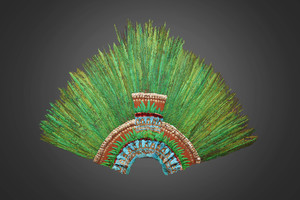 """The Aztecs"" exhibition at Weltmuseum Wien 
