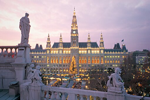 City hall Vienna